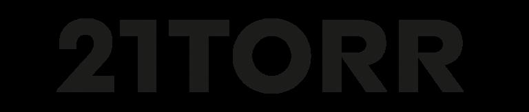Logo der 21TORR GmbH aus Reutlingen
